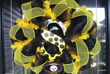 Steelers / by Lori Irvin