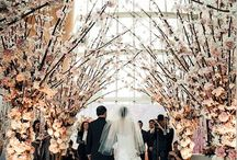 Wintery Wedding / Wintery Wedding