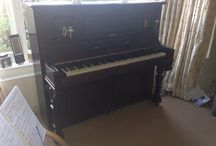 Reconditioned Antique Pianos / Fully reconditioned historical pianos by Chiltern Pianos www.chilternpianos.co.uk
