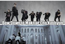 Cho Kyuhyun / EVIL IS EVIL