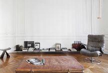 · { Living room } ·