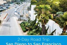 Travel - SF to SD Rail Trip