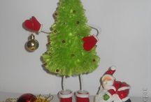 Рождественские елки / Новый год