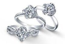 RINGS DIAMONDS