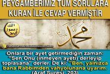 Peygamberimiz Hz.Muhammed / İslam dinine mal edilmeye çalışılan bazı hurafeler hakkındaki gerçeklerin paylaşımı