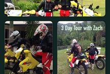 3 Day Trailbike Tour / Dirt bike adventures