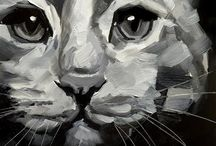 koty sztuka