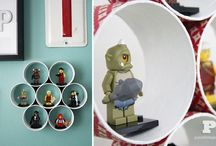 lego / lego stuff for alex or his room to orgsnise