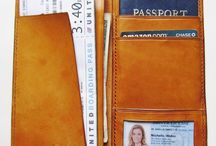 여권 지갑