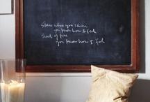 Home sweet Home / by Nina Onsmark