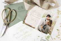 The Shop / Stationery and invitations for purchase at www.ivoryhousecreative.com
