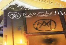 Piarista Rend Magyar Tartománya / PR, logó és arculattervezés, grafikai tervezés és kivitelezés, kiadványszerkesztés, rendezvény, médiatervezés, médiavásárlás, egyedi megjelenés tervezése, gyártás, tanácsadás