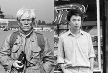 Andy Warhol | Ai Weiwei / This major international exhibition features two of the most significant artists of the twentieth and twenty-first centuries: Andy Warhol and Ai Weiwei. 11 Dec 15 – 24 Apr 16 at NGV International. Open daily 10am–8pm in January.