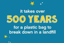 Go Plastic Free! / Health, science, and the benefits of reducing your use of plastics.