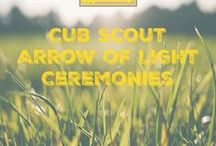 Arrow of Light for Cub Scouts