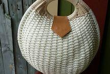 Сумки Плетение