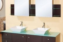 KraftMaid Bathroom Vanities / KraftMaid Bathroom Vanities, Do you want quality that you can rely on in your bathroom vanities? Then you have to choose bathroom vanities from experienced manufacturers such as KraftMaid. The establishment of KraftMaid bathroom vanities has a history of over forty years and has managed to dominate a large section of the bathroom vanities market in the United States. / by bathroom designs 2016 - bathroom ideas 2016 .
