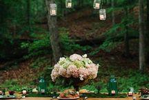 야외 결혼식