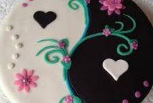 Decoreren taart