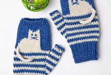 Knitting Patterns for Cat Lovers