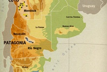 Wine regions and maps