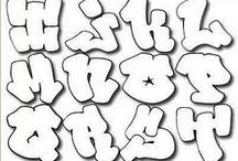 grafiti tekenen