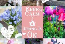 #keep calm it's Spring