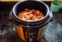 instant pot pressure cooking