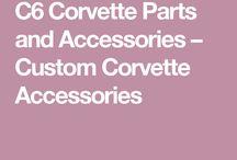 C6 Corvette Parts / Parts and Accessories for the C6 Corvette