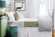 Dream House - Guest bedrooms / by Elise Welker