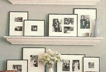 Picture wall / by Allyson Papile Schmon