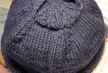 Gratis strikkeoppskrifter , free knitting resepies / gratis strikkeoppskrifter på smått og stort