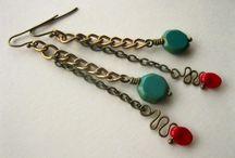 DBC earrings / earrings by Design by Cassandra