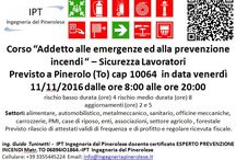 IPT ANTINCENDIO PINEROLO