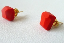 Fimo Earrings