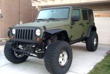 Jeep Rubicon...