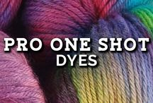 One Shot Dyes