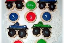 Cookies Mmmmmmmm! / All occasion cookies / by Luz Maria
