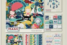 MagsGraphics @ Gingerscraps / Find MagsGraphics kits at Gingerscraps! http://bit.ly/mags_GS