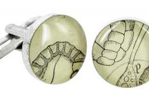 Designer Cufflinks / A selection of great Designer Cufflinks. / by Lord Coconut
