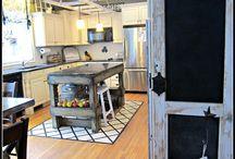House- home tours ideas / by Deanna Rohrer