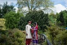 Beauty of Natural Light / #asian #pre #wedding #regents# park #london #beauty #portrait # session #photographer #bartek #wscisel
