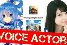 anime voice actors