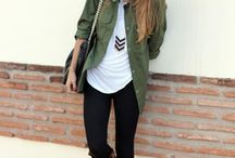 outfits I CAN recreate NOW! / by Kristen Peitzsch Lenca