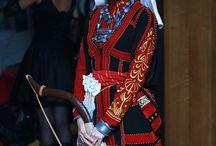 ウズベキスタン民族衣装
