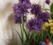 Fleurs et plantes miniatures / Tutos