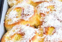 Dessert og bakverk