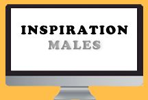Inspiration - Males / Pictures of people. Men. Males. Photography.
