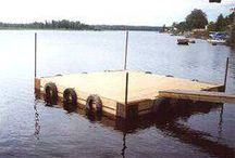 Floating Boat Docks