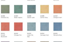Introducing Argent Porcelain Tile Collection by Crossville / 20 saturated colors... Discover the hue that's you!